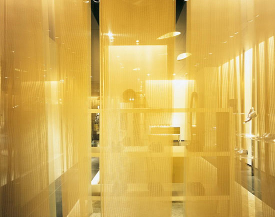 armani 阿玛尼银座店照明设计
