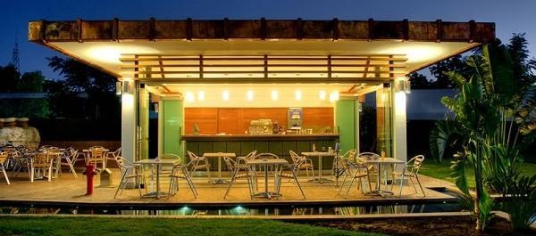 非洲喀土穆科林西亚酒店照明设计
