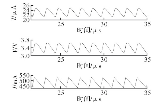 一种滞环恒流led驱动电路的电流采样电路